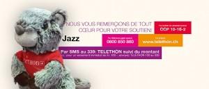 Jazz la mascotte 2015